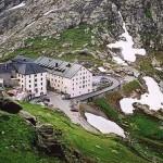 Great-St-Bernard-Pass-Monastery