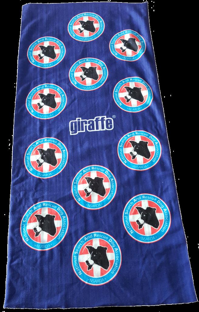 Blue-Giraffe