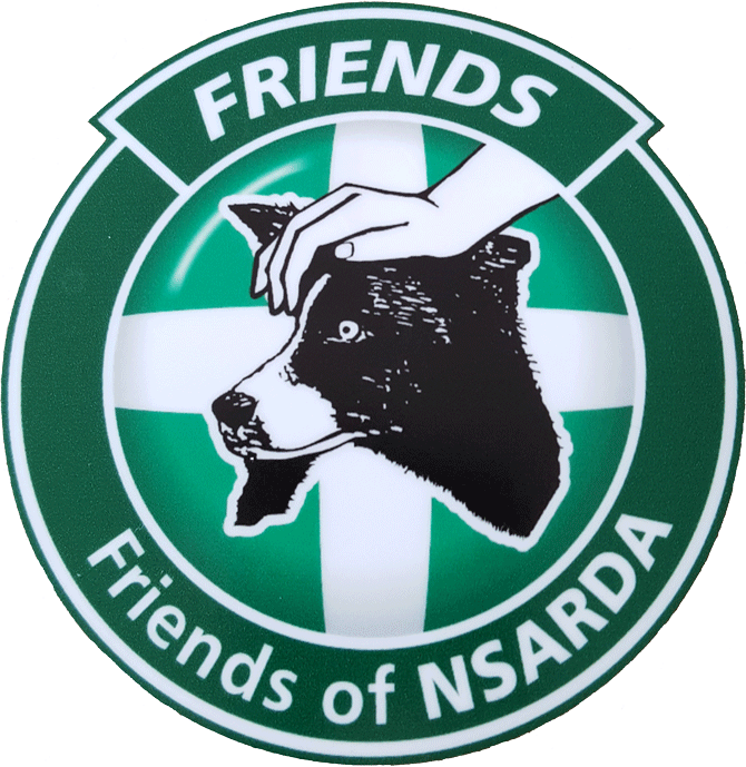 Friends-of-NSARDA-car-sticker