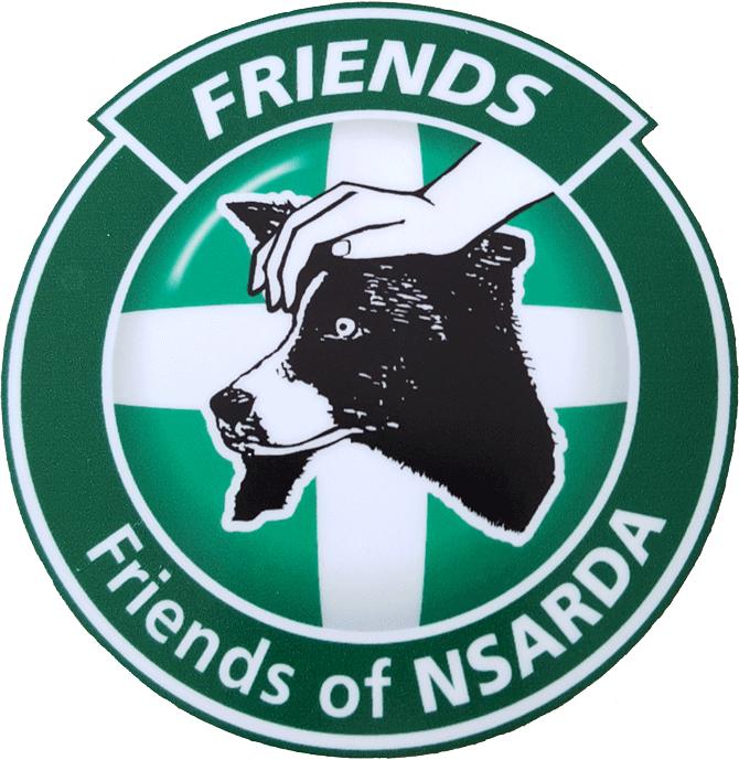 Friends-of-NSARDA-car-sticker
